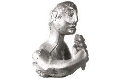 Il gelato, 1973, bronzo, cm 60 x 40 x 45