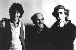 con il cantastorie Cicciu Busacca e Igor, Rivoli 1979