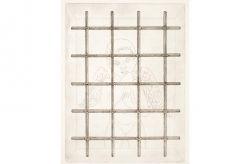 Prigioniero, 2014, acquaforte e acquatinta, mm 500 x 380