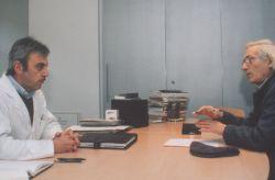 con il maestro del cioccolato Guido Gobino, Torino 2006