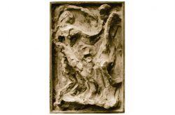 Boogie-Woogie, 1959, bronzo, (Bassorilievo) cm. 45 x 30